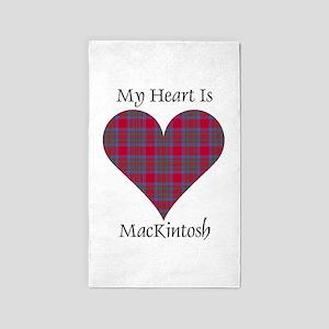 Heart-MacKintosh Area Rug