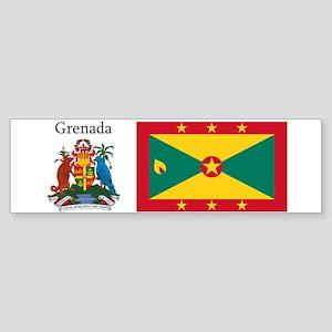 Grenada Sticker (Bumper)