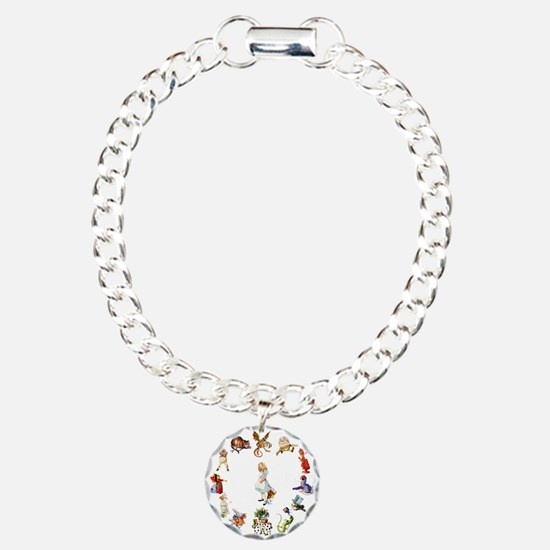 Alice Through The Looking Glass Bracelet