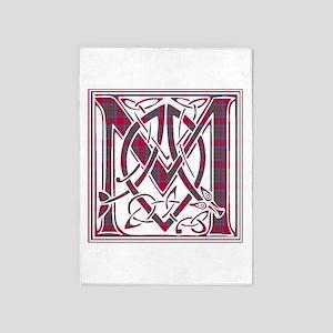 Monogram-MacKintosh 5'x7'Area Rug