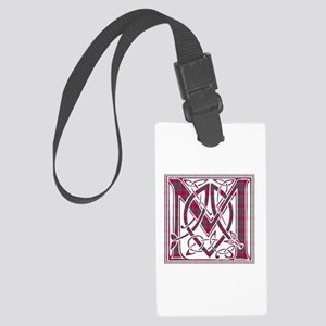Monogram-MacKintosh Large Luggage Tag