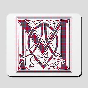 Monogram-MacKintosh Mousepad