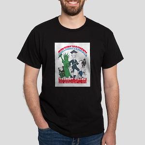 2005 Woodrow Wilson Dark T-Shirt