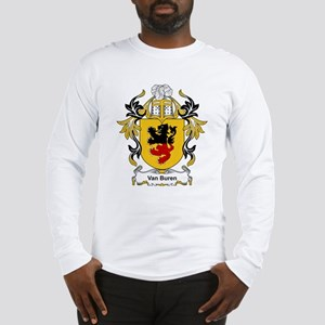 Van Buren Coat of Arms Long Sleeve T-Shirt