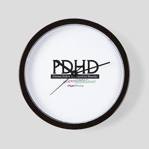 PDHD 02 Wall Clock