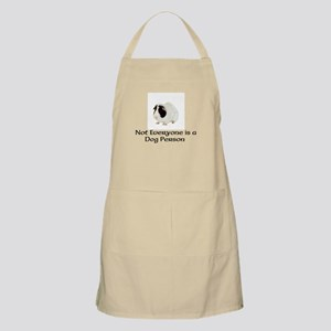 Not Everyone is a Dog Person Apron