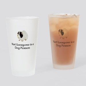 Not Everyone is a Dog Person Drinking Glass