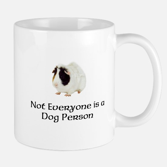 Not Everyone is a Dog Person Mug