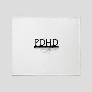 PDHD 02 Throw Blanket