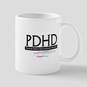 PDHD 02 Mugs
