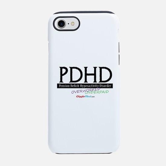 PDHD 02 iPhone 7 Tough Case