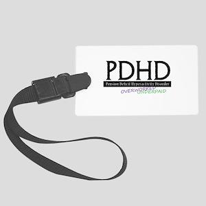 PDHD 02 Luggage Tag