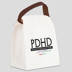 PDHD 02 Canvas Lunch Bag