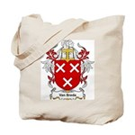 Van Breda Coat of Arms Tote Bag