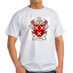 Van Breda Coat of Arms Ash Grey T-Shirt