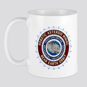 Asteroid MIner Mug