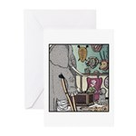 Angry Elephant Greeting Cards (Pk of 20)