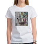 Angry Elephant Women's T-Shirt