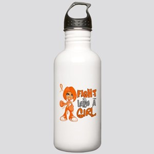 Fight Like a Girl 42.8 Kidney Cancer Stainless Wat