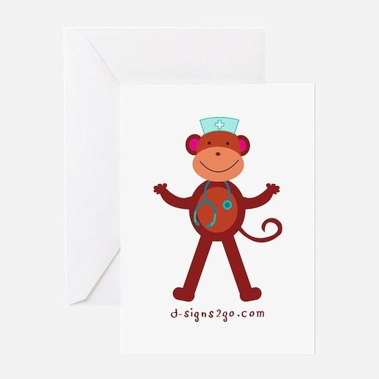 Nurse Week Cards Greeting Card