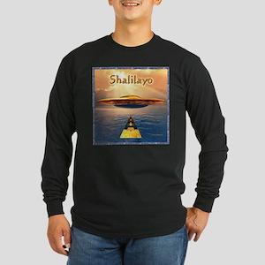 Shalilayo Long Sleeve Dark T-Shirt