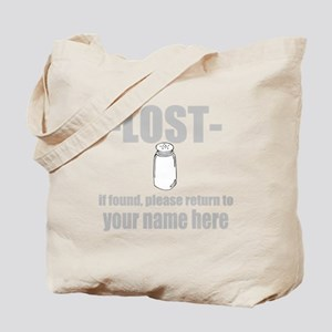 Lost Shaker of Salt Tote Bag