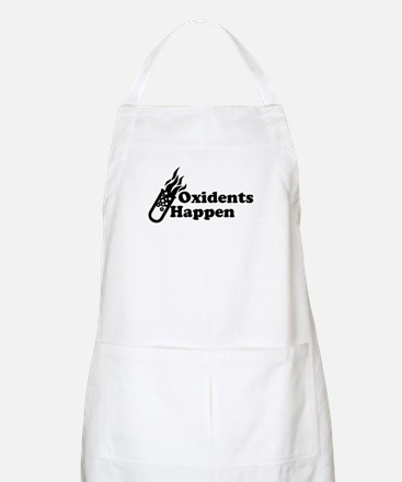 Oxidents Happen BBQ Apron