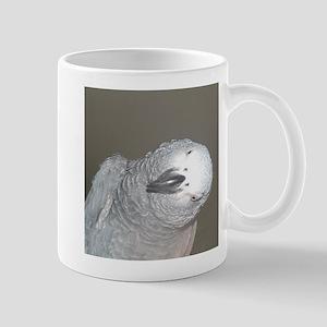 African Grey Dex Mug