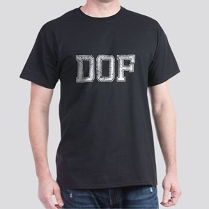 DOF, Vintage, Dark T-Shirt