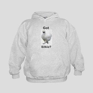 Got Silkie? Kids Hoodie
