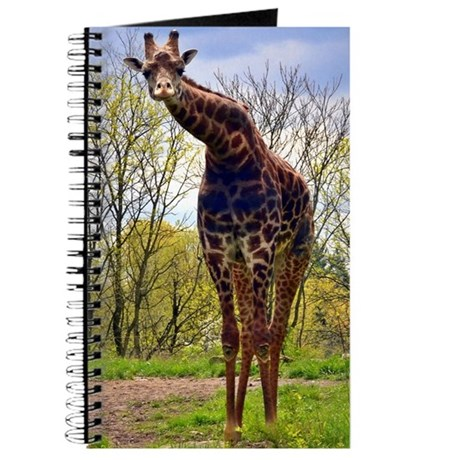 CURIOUS GIRAFFE Journal