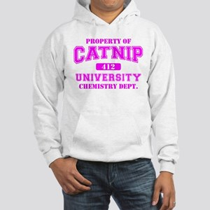 Catnip Chemistry Dept. 412 - Hooded Sweatshirt