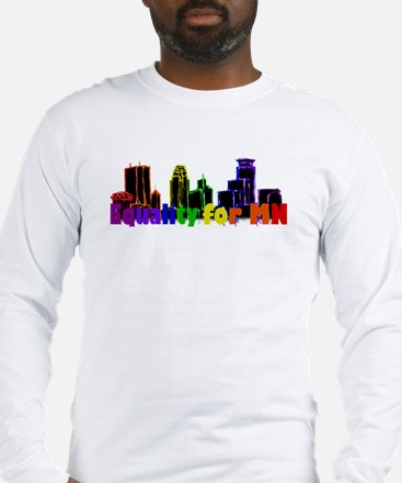 Equality for MN Long Sleeve T-Shirt