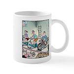 Exercise Motorbike Mug