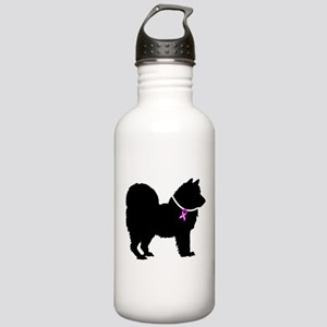 Chow Chow Breast Cancer Suppo Stainless Water Bott