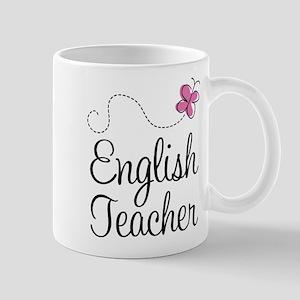 English Teacher Large Mugs