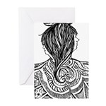 Duality 1 Greeting Cards (Pk of 10)