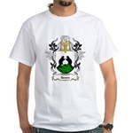 Bevers Coat of Arms White T-Shirt