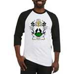 Bevers Coat of Arms Baseball Jersey