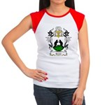 Bevers Coat of Arms Women's Cap Sleeve T-Shirt