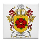 Beukelaer Coat of Arms Tile Coaster