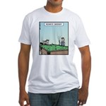 Redneck Snooker Fitted T-Shirt