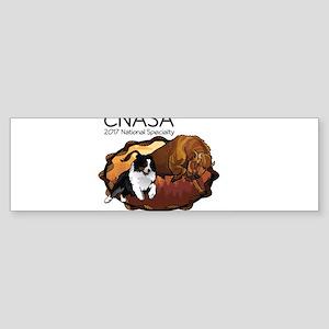 CNASA Nationals 2017 Bumper Sticker