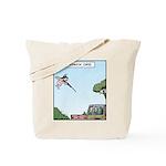 Redneck Cupid Tote Bag