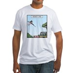 Redneck Cupid Fitted T-Shirt