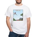 Redneck Cupid White T-Shirt