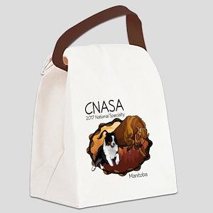 CNASA Nationals 2017 Canvas Lunch Bag
