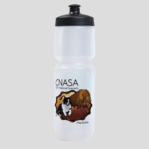 CNASA Nationals 2017 Sports Bottle