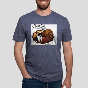 CNASA Nationals 2017 Mens Tri-blend T-Shirt
