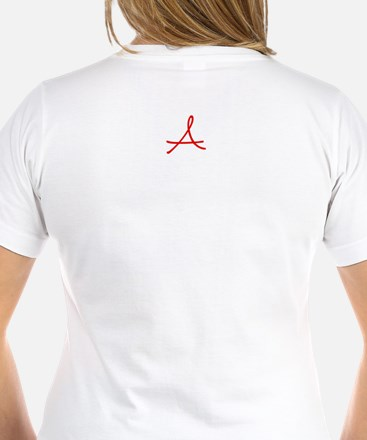 Atheist Girl Shirt